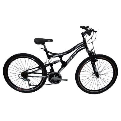Bicicleta Gw Dione R- 26 18 Cambios Negra Bgwd2601