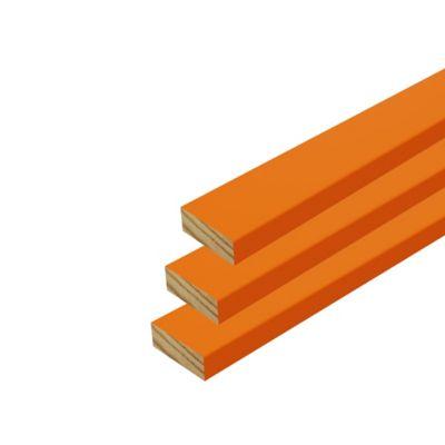 Kit Tapaluz Naranja 1.5x4x240 cm