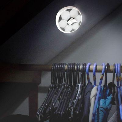 Luz Led Multiusos con Interruptor 8 LedFutbol