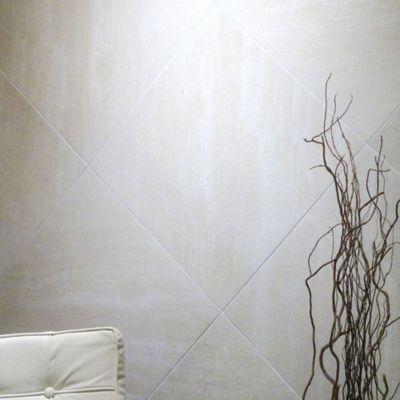 Piso Porcelanato Arabesco 58x58 Centímetros Caja 1.68m2 Blanco