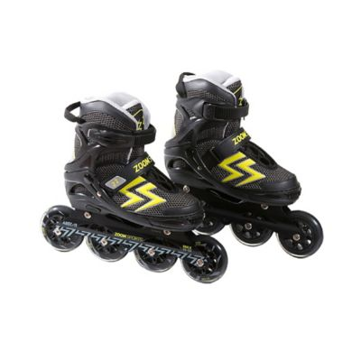 Patines Zoom Legend Negro Talla L (39-42)