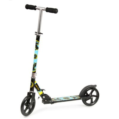 Scooter Big Wheels Zoom Azul
