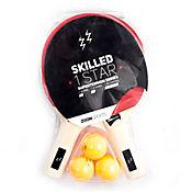 c7a11d1dc Set Tenis De Mesa Skilled 1 Star + Net 2 Raquetas - 3 Pelotas - Red
