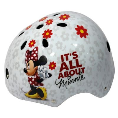 Casco Skate Minnie Talla M ( 55 - 57  Cm)