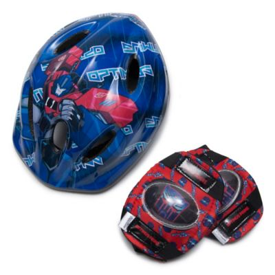 Set Proteccion Mas Casco Transformers Talla S (48-52)