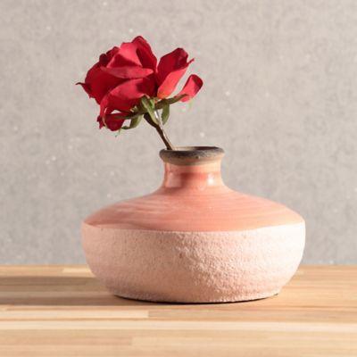 Jarrón Ceramica 19X13 Cm.4Ass