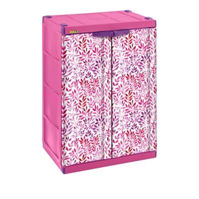 Armario Mediano Infantil 65 x 94 x 45 cm Rosa Primavera