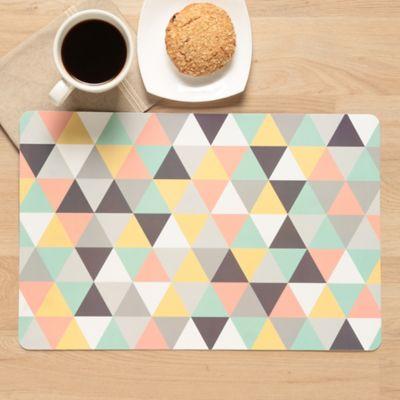 Individual Triángulos 28.5x43.5cm