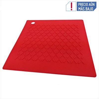 Cogeollas Rojo En Silicona