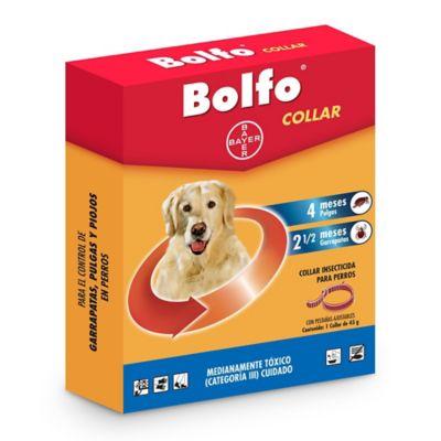 Collar Bolfo x45Grms Solo Perros