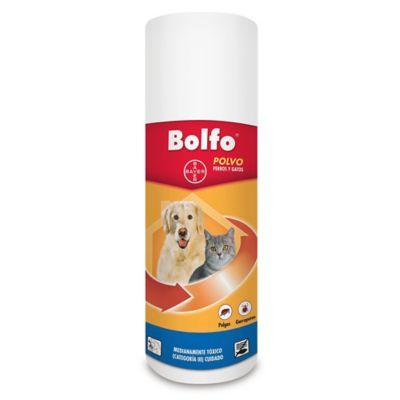 Polvo Bolfo  x100Grms para Perros y Gatos