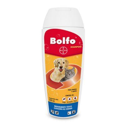 Shampoo Bolfo x220ml para Perros y Gatos