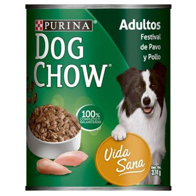 Dog Chow Festival de Pavo Y Pollo X374G