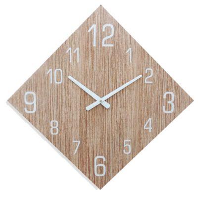 Reloj  Rombo 55,9 cm Beige Texas