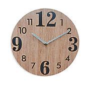 cd80d3b6890e Reloj Pared 30 cm Beige Texas