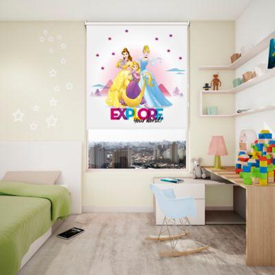 Persiana Blackout 140x180 cm Princesa