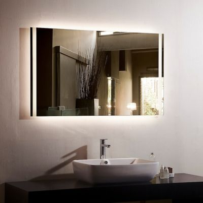 Espejo de baño Berlín con luz led touch 100x70 centímetros