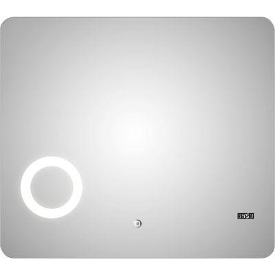 Espejo de baño led con zoom los angls 70x80 centímetros