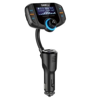 Transmisor FM/Bluetooth usb x2 3.4A FM32BT