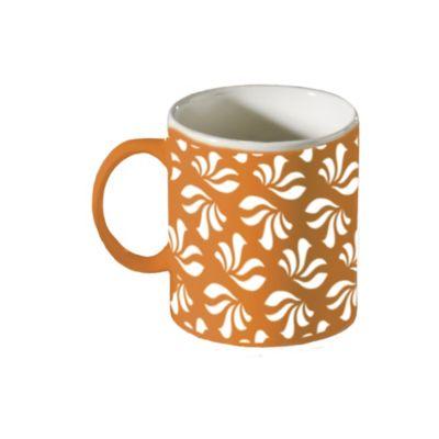 Mug 310ml Étnicos Naranja