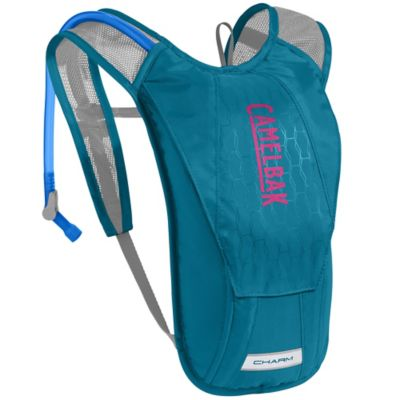 Bolso Cbk Charm 50 Teal/Pink
