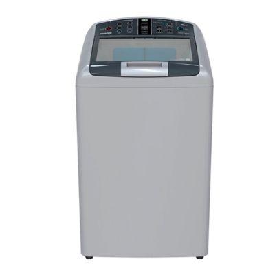 Lavadora Automática Digital Aqua Saver 18Kg Gris LMA78