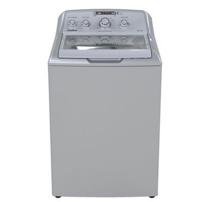 Lavadora Automática  Aquasaver 19Kg Gris LMA79