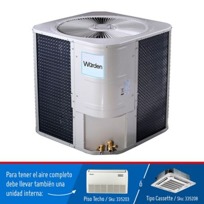 Unidad Condensadora Aire Acondicionado 48000BTU MOV48
