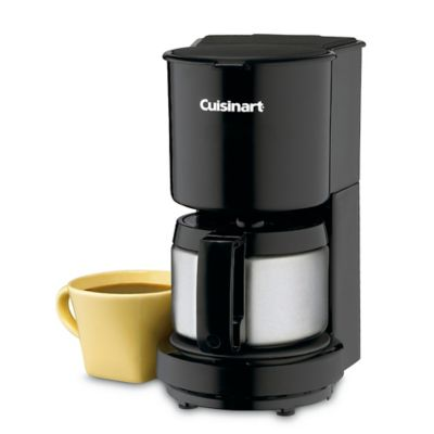 Cafetera Cuisinart 4 Tazas Dcc-450bk