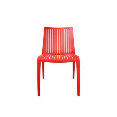 Silla Siena Rojo