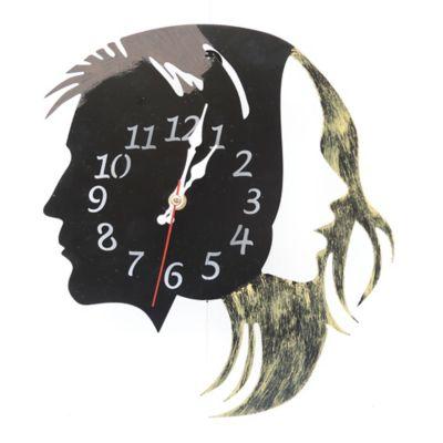 Reloj de Pared Stylos Negro
