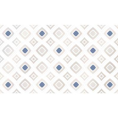 Pared Cerámica Blend Azul 25x43.2 cm caja 1.29 m2