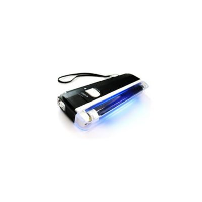 Máquina Detectora de Billetes Portátil DBP14 Luz Ultravioleta
