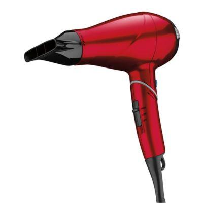 Secador Plegable 1875W 120V Rojo