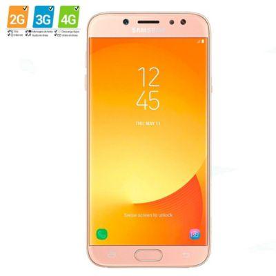 Celular Galaxy J7 Pro Dorado Doble Sim 16GB