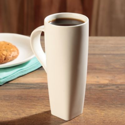 Mug Base Cuadrada 9.7x6.4x15cm