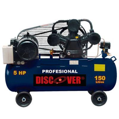 Compresor de Aire Pistón Polea Trifa 150 Litros 5hp