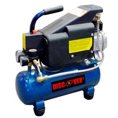 Compresor de Aire Portátil Pistón 8 Litros 4.2cfm 1hp