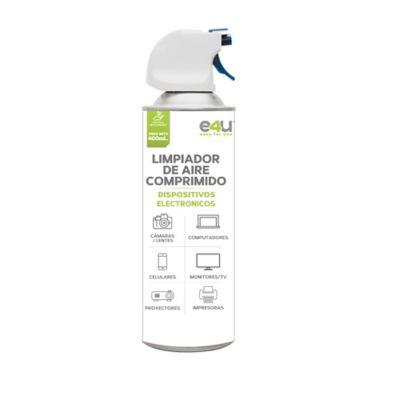 Limpiador De Aire Comprimido, Limpiador Multiproposito X 400Ml