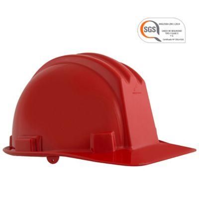 Cascos Omega Dieléctrico Rojo Setx12
