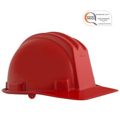 Cascos Omega Rachet Dieléctricos Rojo Setx12