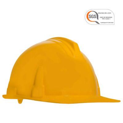 Cascos Industrial Liviano Amarillo Setx12