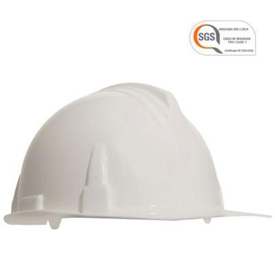 Cascos Industrial Liviano Blanco Setx12