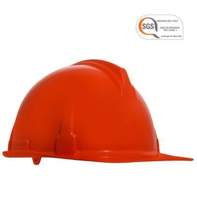Cascos Industrial Liviano Naranja Setx12