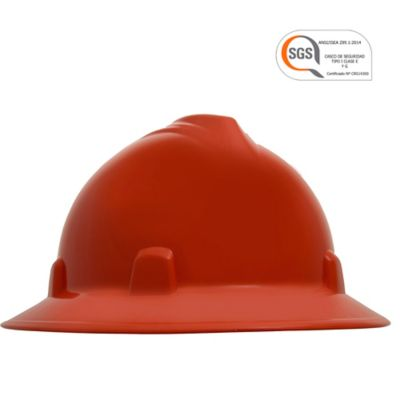 Cascos Imperio Dieléctrico Naranja Setx12