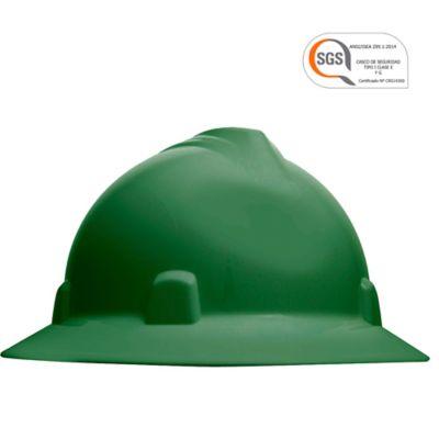 Cascos Imperio Rachet Dieléctricos Verde Setx12