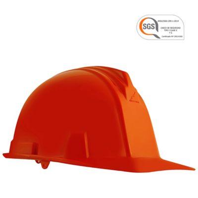 Cascos Búnker Rachet Semiautomático Diélectrico Naranja Setx20