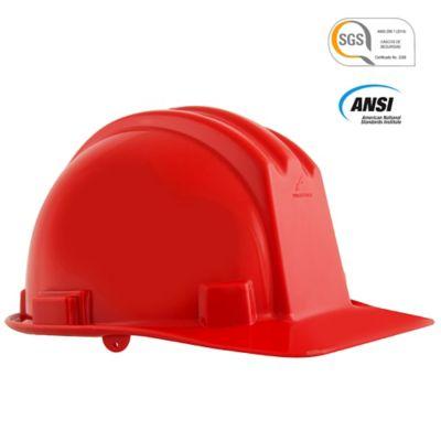 Cascos Omega Dieléctrico Rojo Setx20