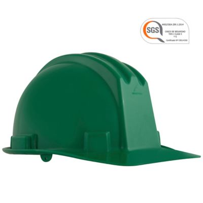 Cascos Omega Rachet Dieléctricos Verde Setx20