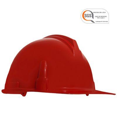 Cascos Industrial Liviano Rojo Setx20